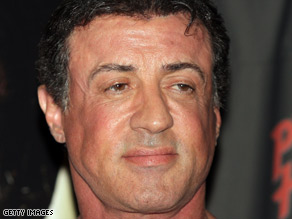 Sylvester Stallone admits human growth hormone use